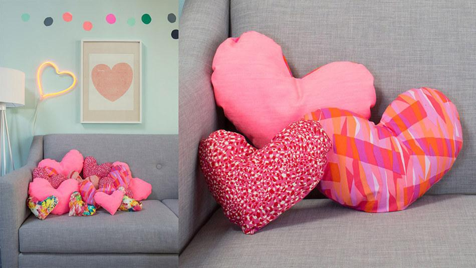 heart-pillows-valentines-day-daycare-hays-ks